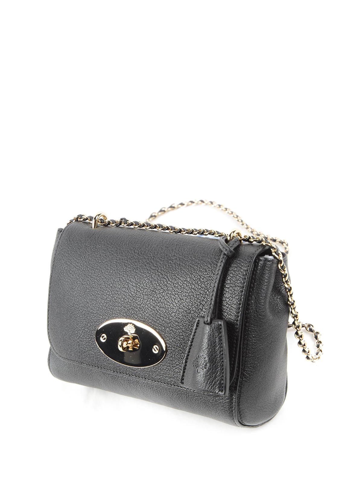 3195b69a186f Mulberry - Lily leather crossbody bag - cross body bags - HH3288 874A100