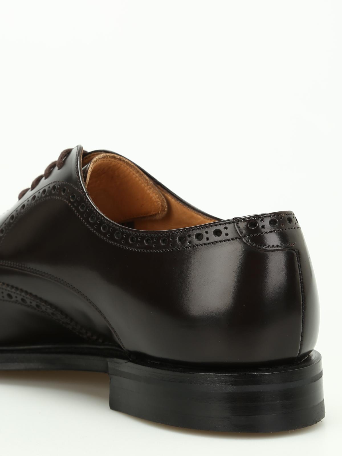 5e0e7fe2b83f Church s - Munich Capital leather shoes - lace-ups shoes - MUNICH R ...