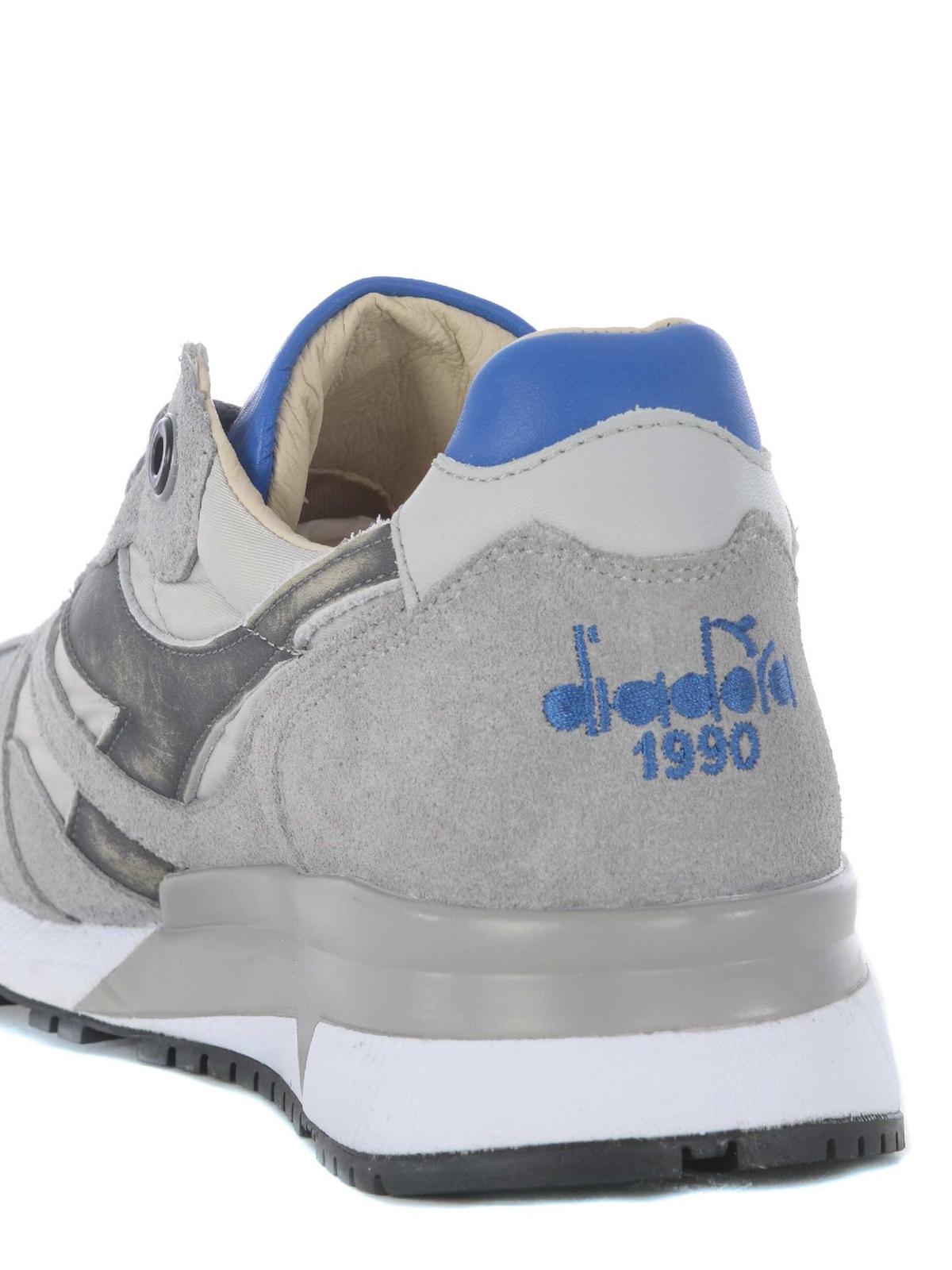 Diadora Heritage Sneaker N9000 grigie sneakers 17389275072