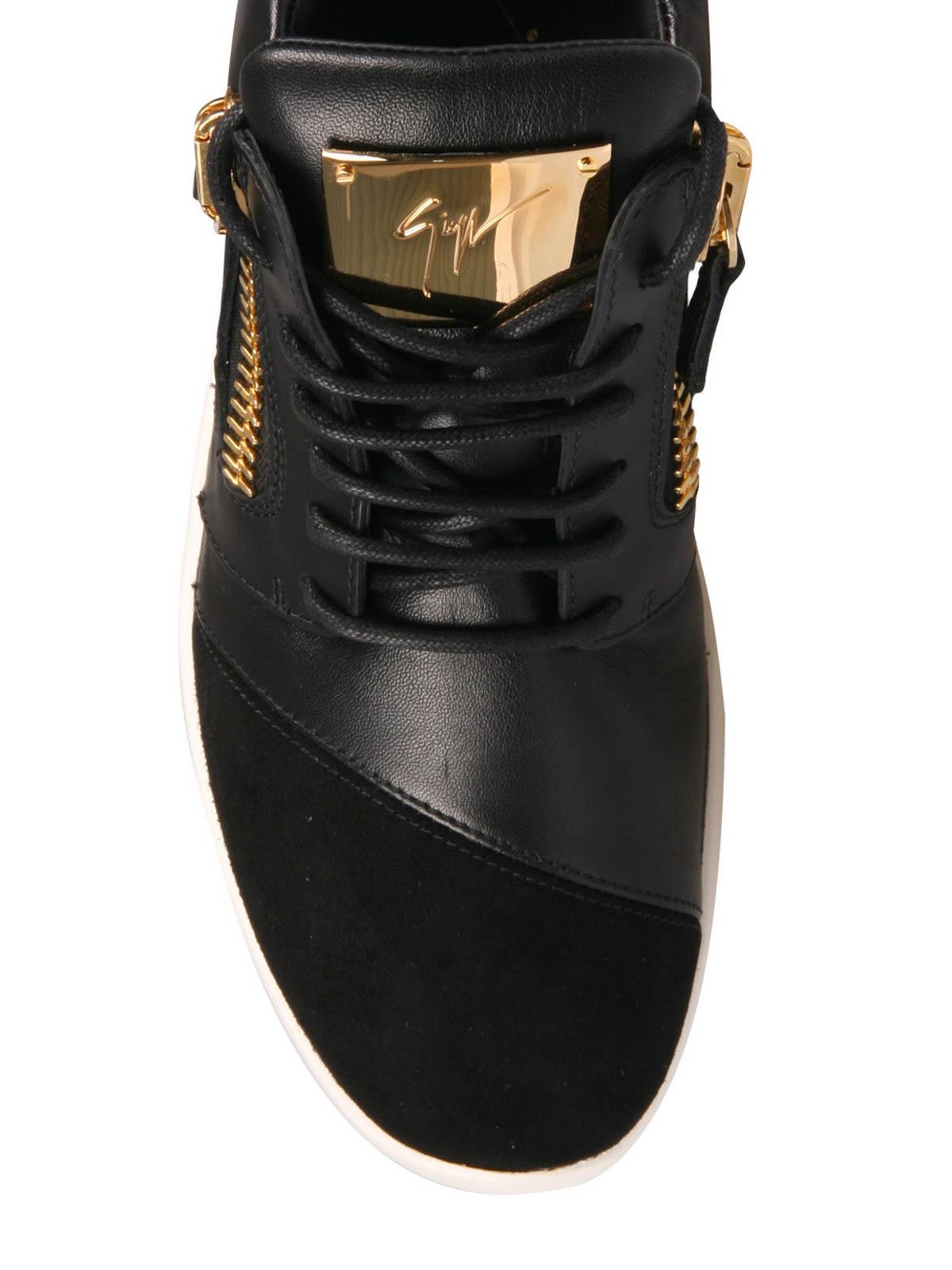 running sneakers Giuseppe Zanotti JKXCM