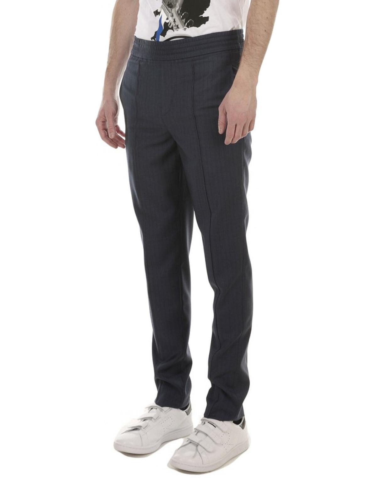 0339d146c6 NEIL BARRETT  Pantalones de sastrerìa online - Pantalón De Vestir Azul Para  Hombre