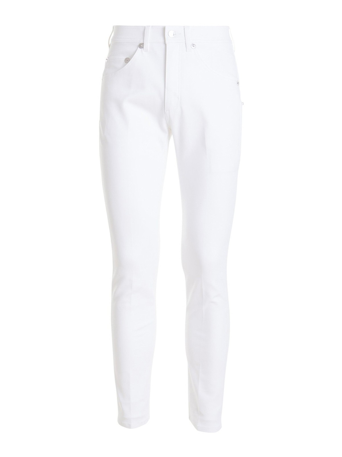 Neil Barrett STRETCH DENIM SKINNY JEANS
