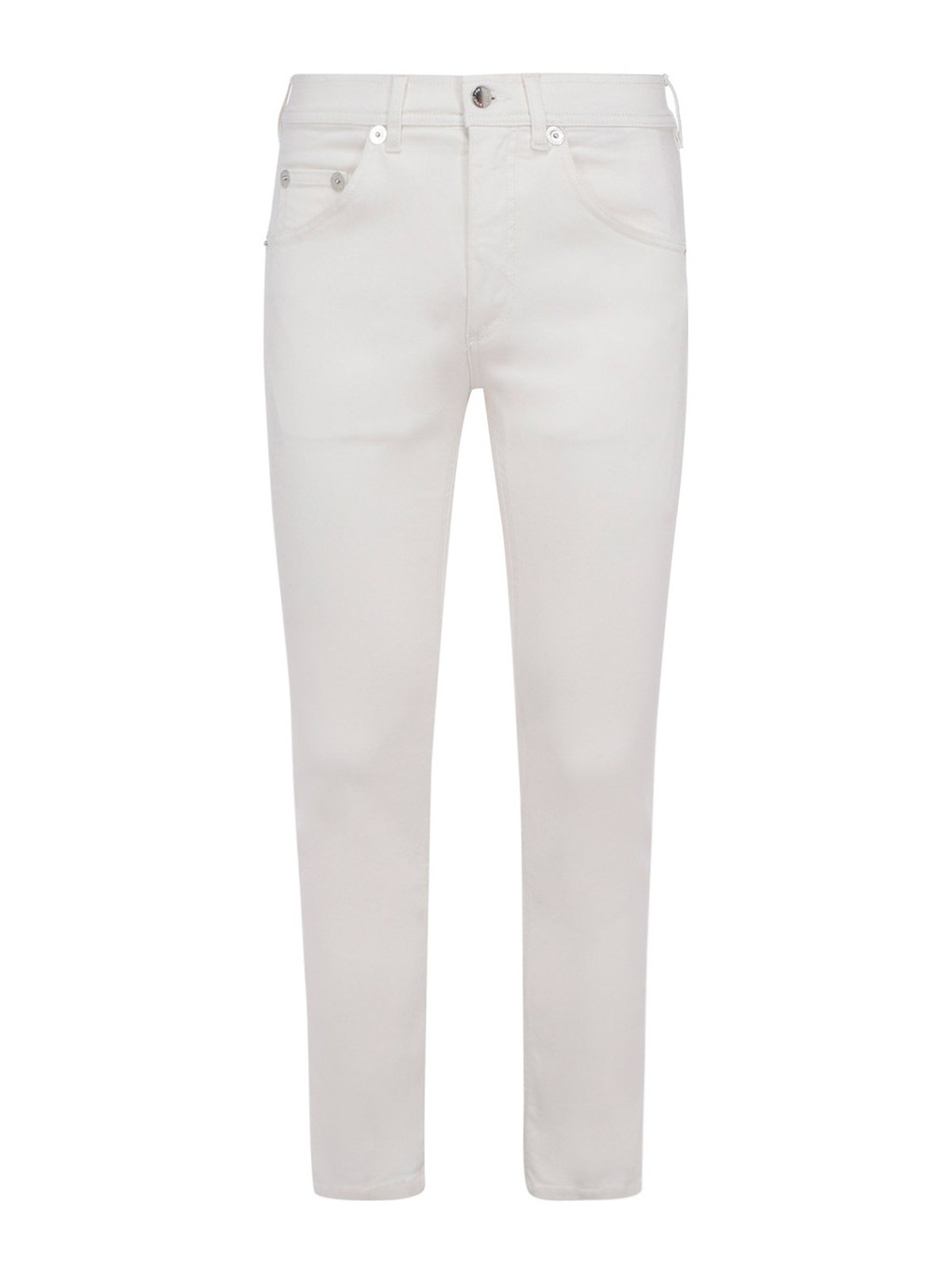 Neil Barrett STRETCH DENIM FIVE POCKET JEANS