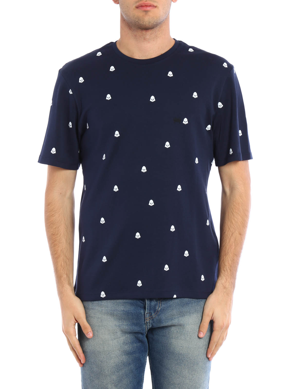All over printed t shirt by neil barrett t shirts ikrix for T shirt printers online