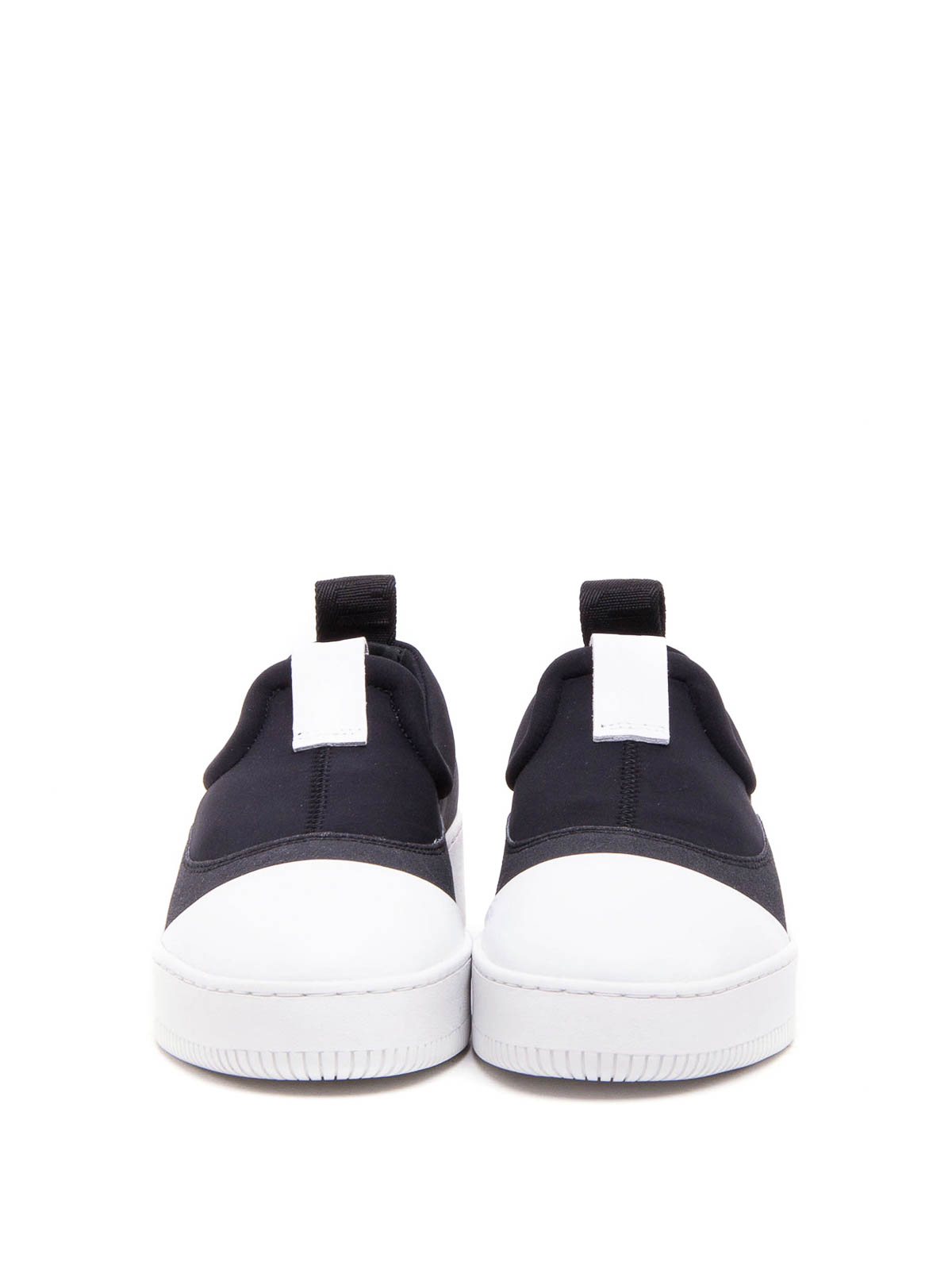 Mcq - Netil mid-top slip-ons - trainers