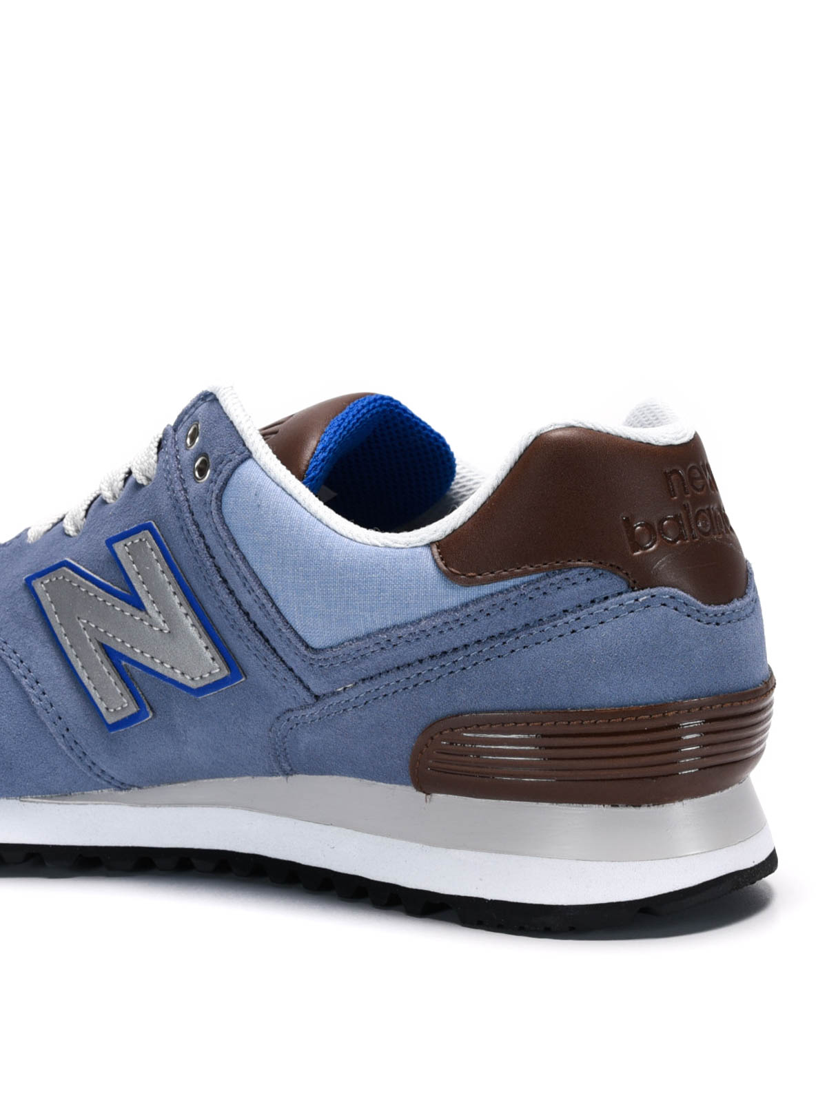 san francisco dcb2b 5ea9f New Balance - 574 Cruisin sneakers - trainers - ML574BCD ...