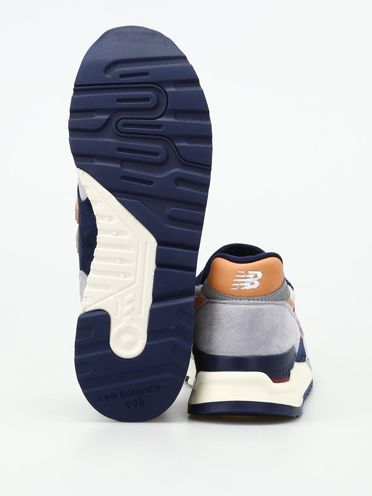 reputable site dce0e bdc00 New Balance - 998 Desert Heat sneakers - trainers - M998CSU ...
