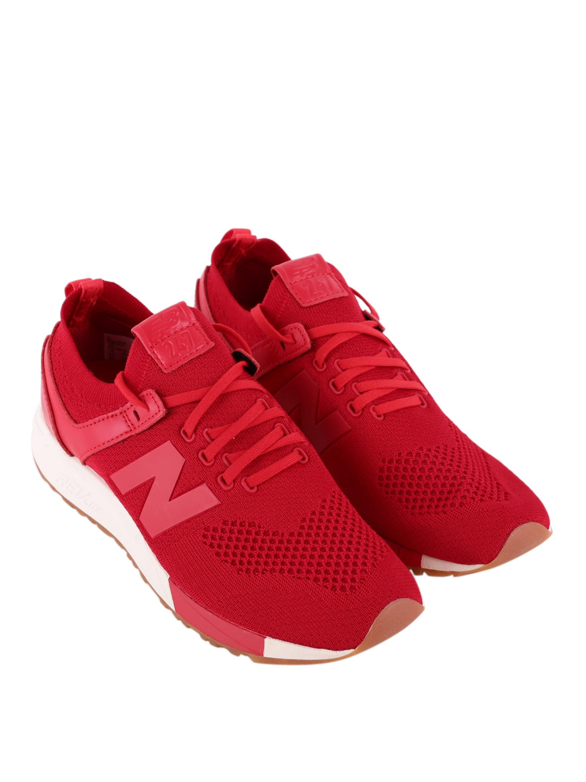 Trainers New Balance - 247 Decon red sneakers - MRL247DC   iKRIX.com