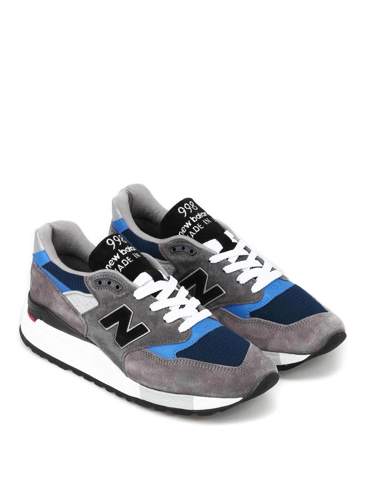 new concept 8553f b16f5 New Balance - 998 Desert Heat sneakers - trainers - M998NF ...
