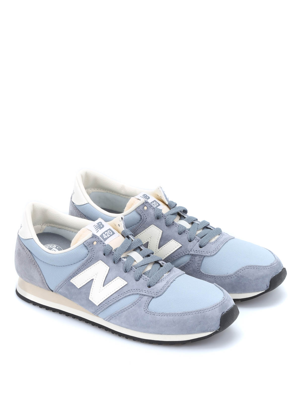 New Balance 420 pigskin sneakers Zapatillas U420RPBD12