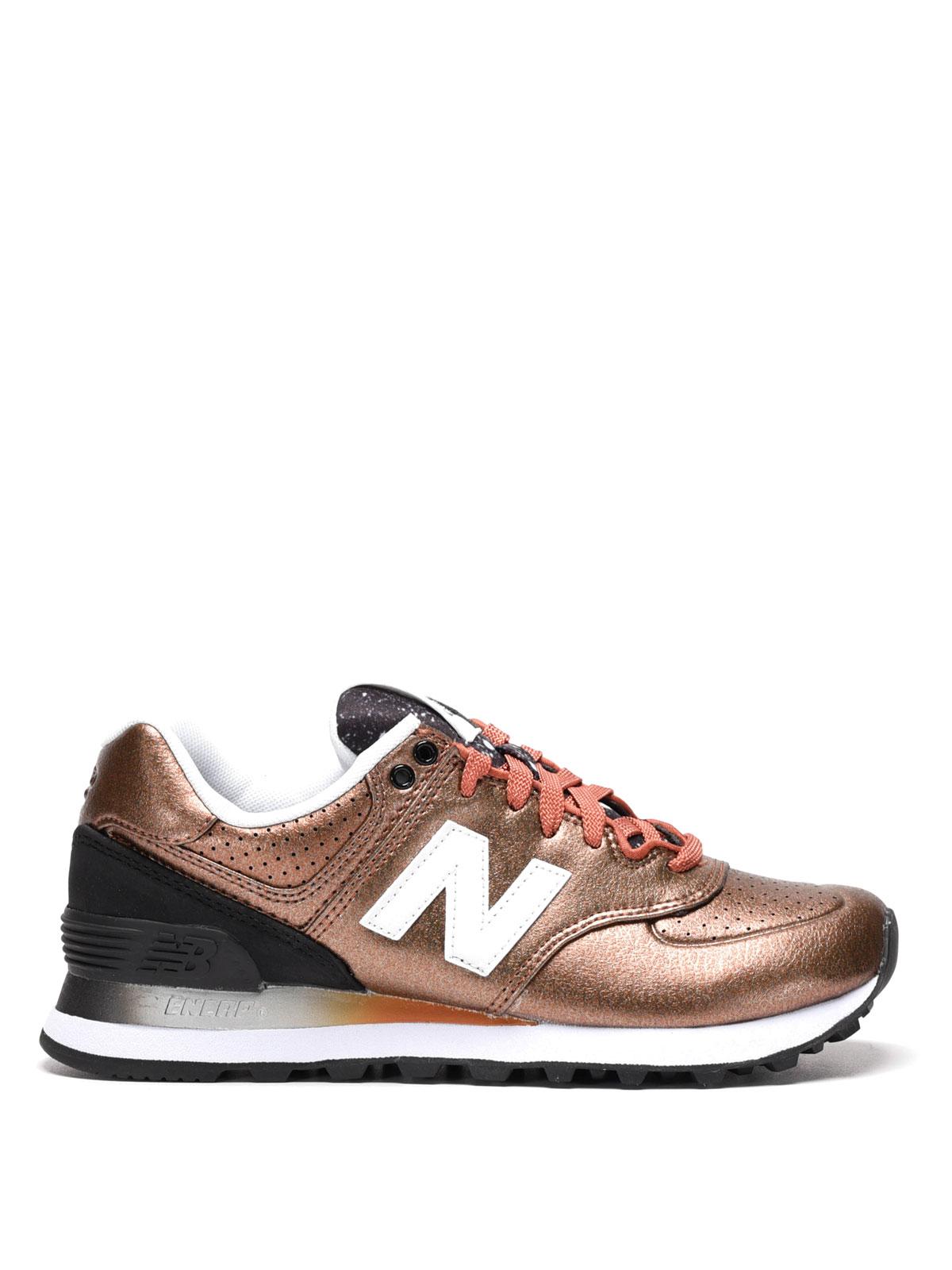 new balance femmes bronze