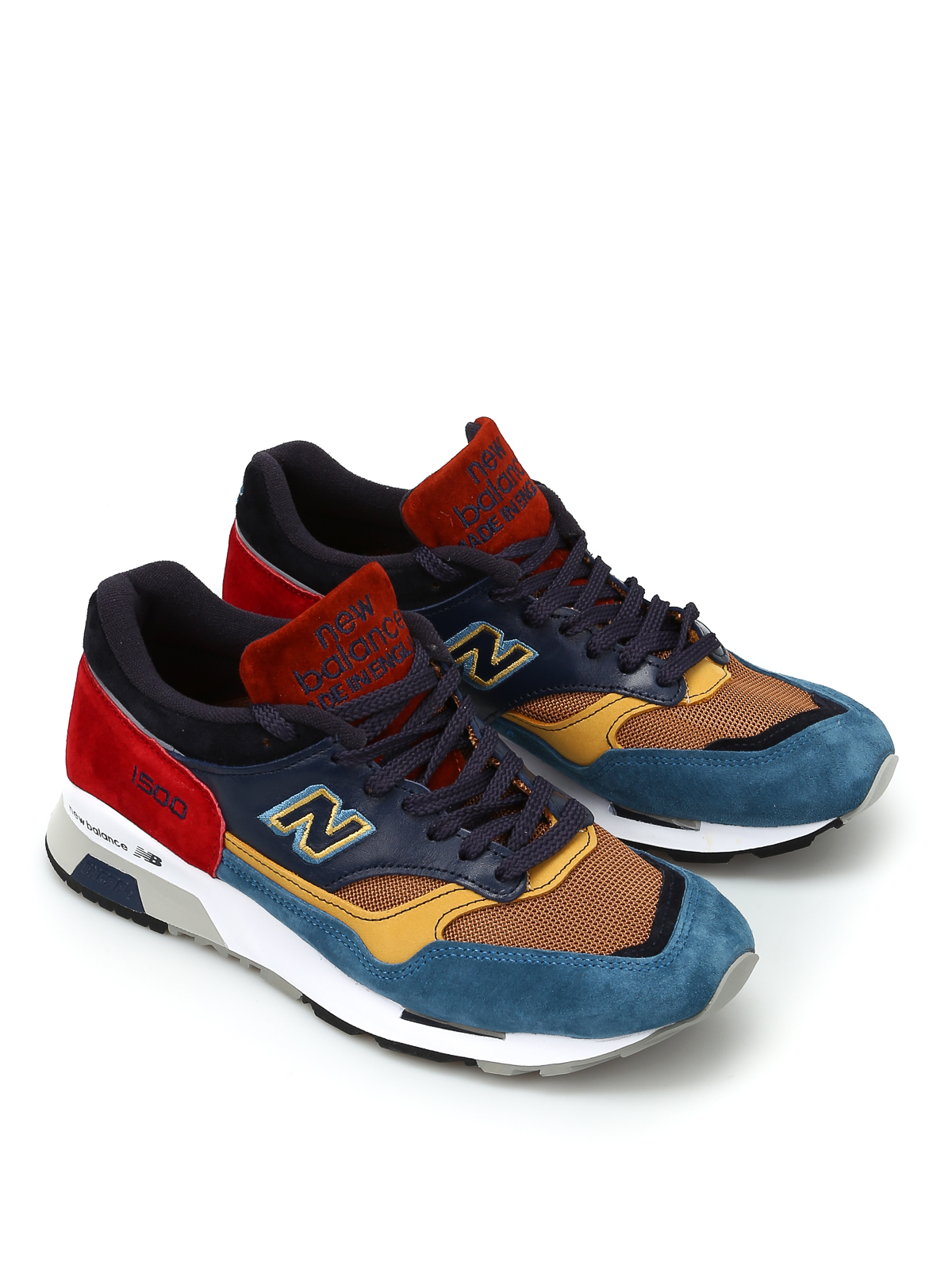 1500 Suede And Mesh Sneakers New Balance rnzSLv