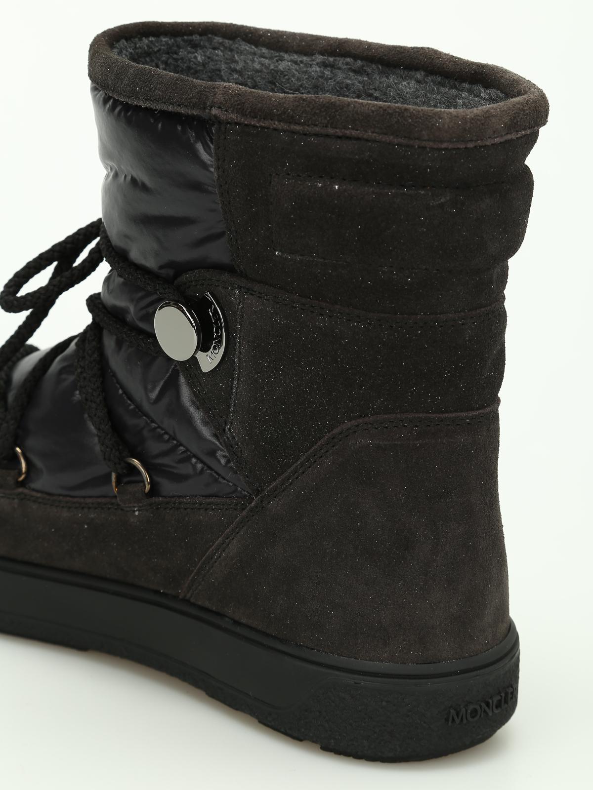 Moncler New Fanny snow boots snow boots NEWFANNY019DG999
