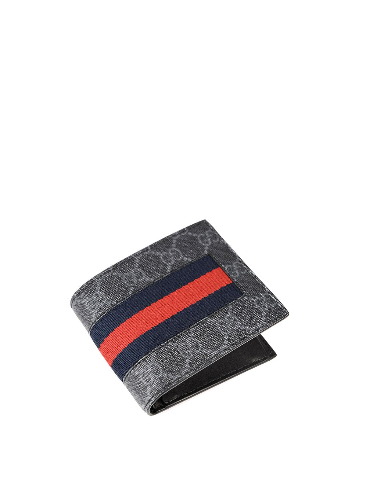 def91630fe8b Gucci - New Web GG Supreme wallet - wallets   purses - 408826KHN4N1095