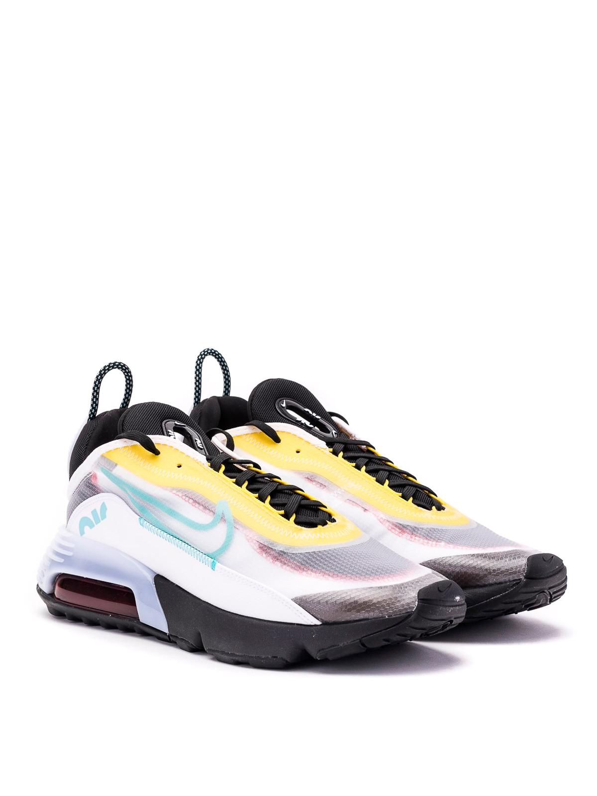 Sudamerica ventana auricular  Nike - Air Max 2090 sneakers - trainers - CT1091100 | Shop online at iKRIX