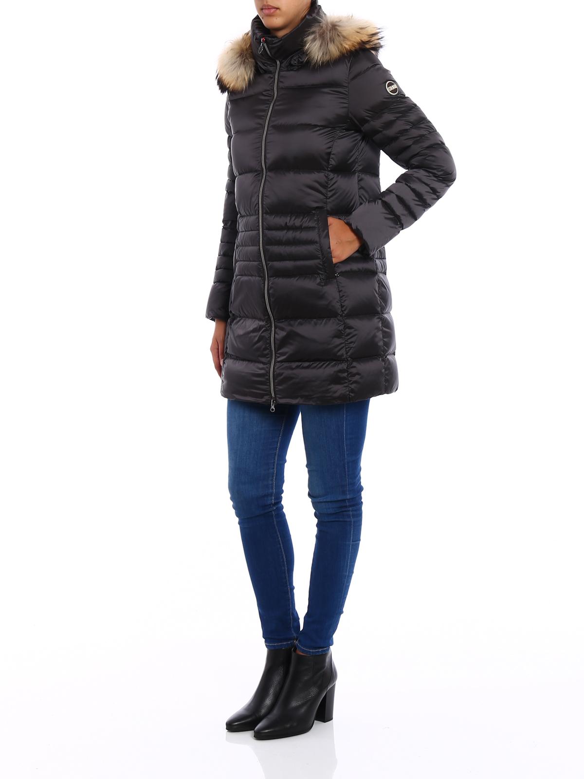 Colmar Originals Piumino Odissey con pelliccia cappotti
