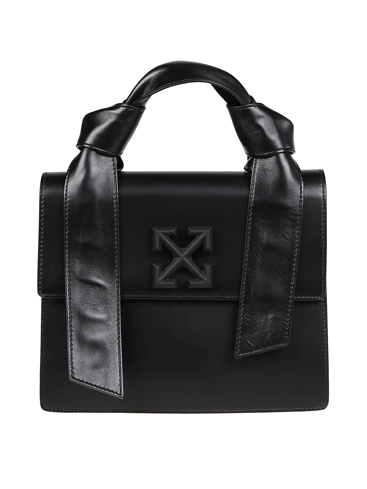 Off-White Leathers NEW JITNEY 28 BAG
