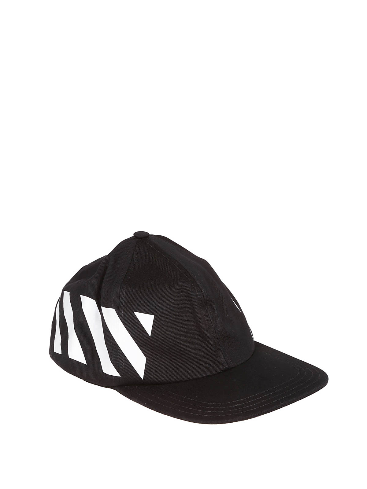 0a3f3968a92 Off-White - Diag black baseball cap - hats   caps - OMLB008R194000321001