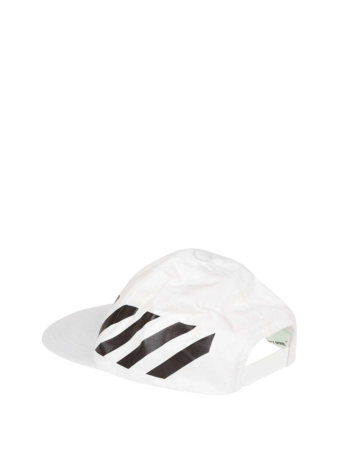 362e6234469 Off-White - Diag white baseball cap - hats   caps - OMLB008R194000320210