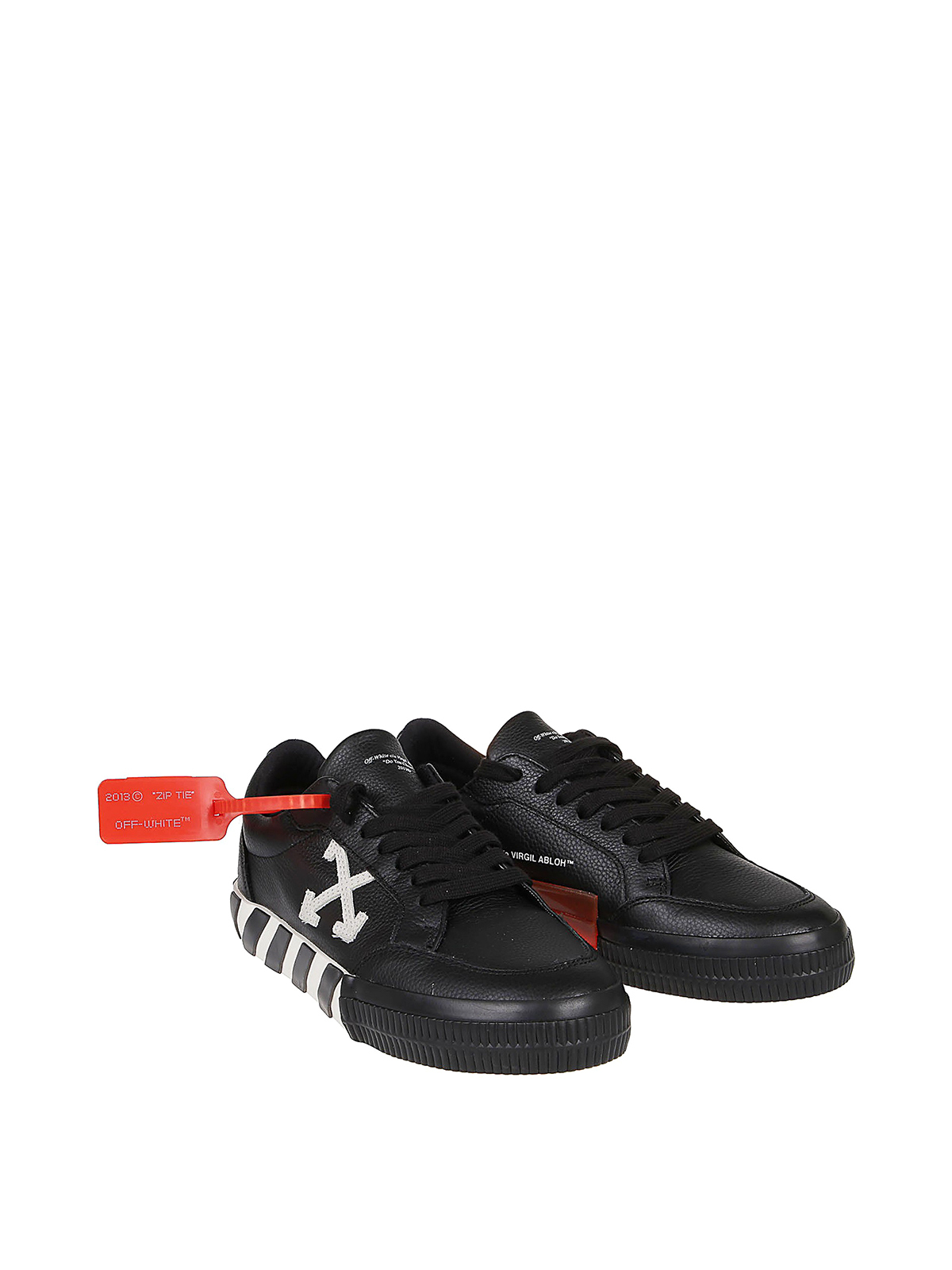 black low trainers