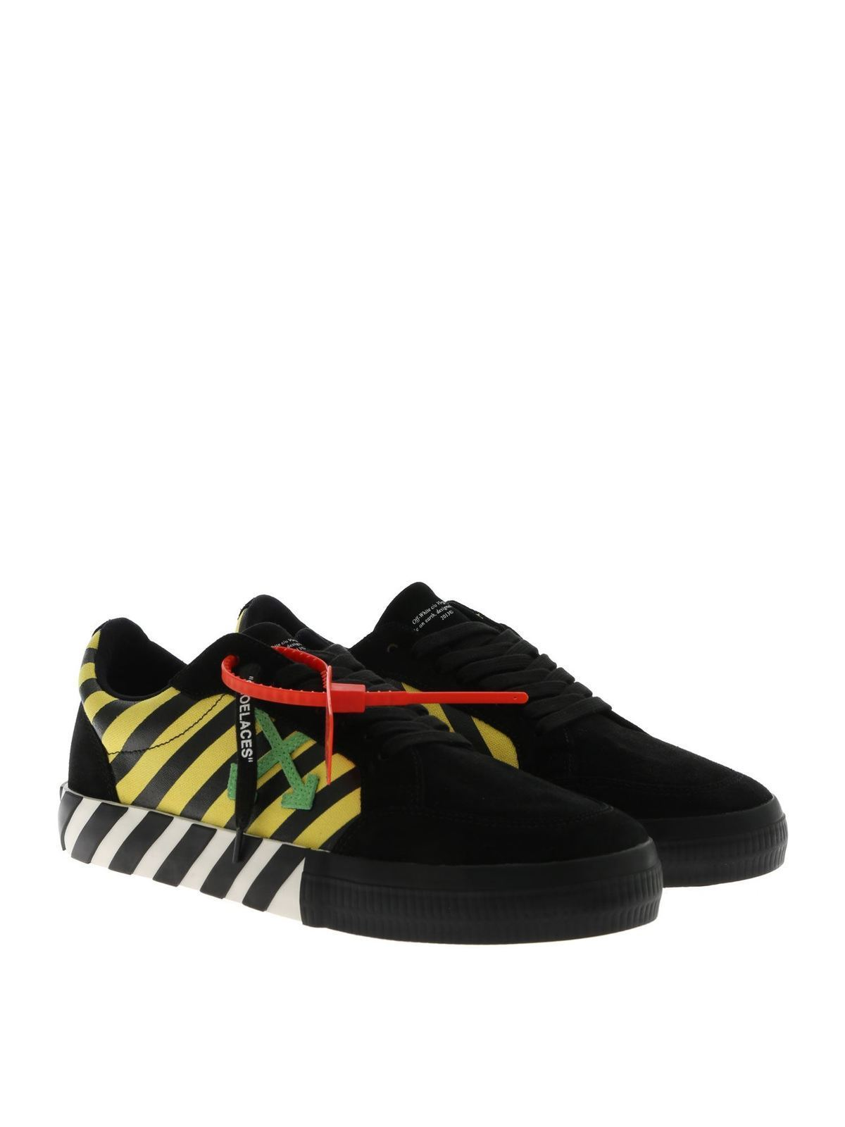 Off-White - Low Vulcanized sneakers