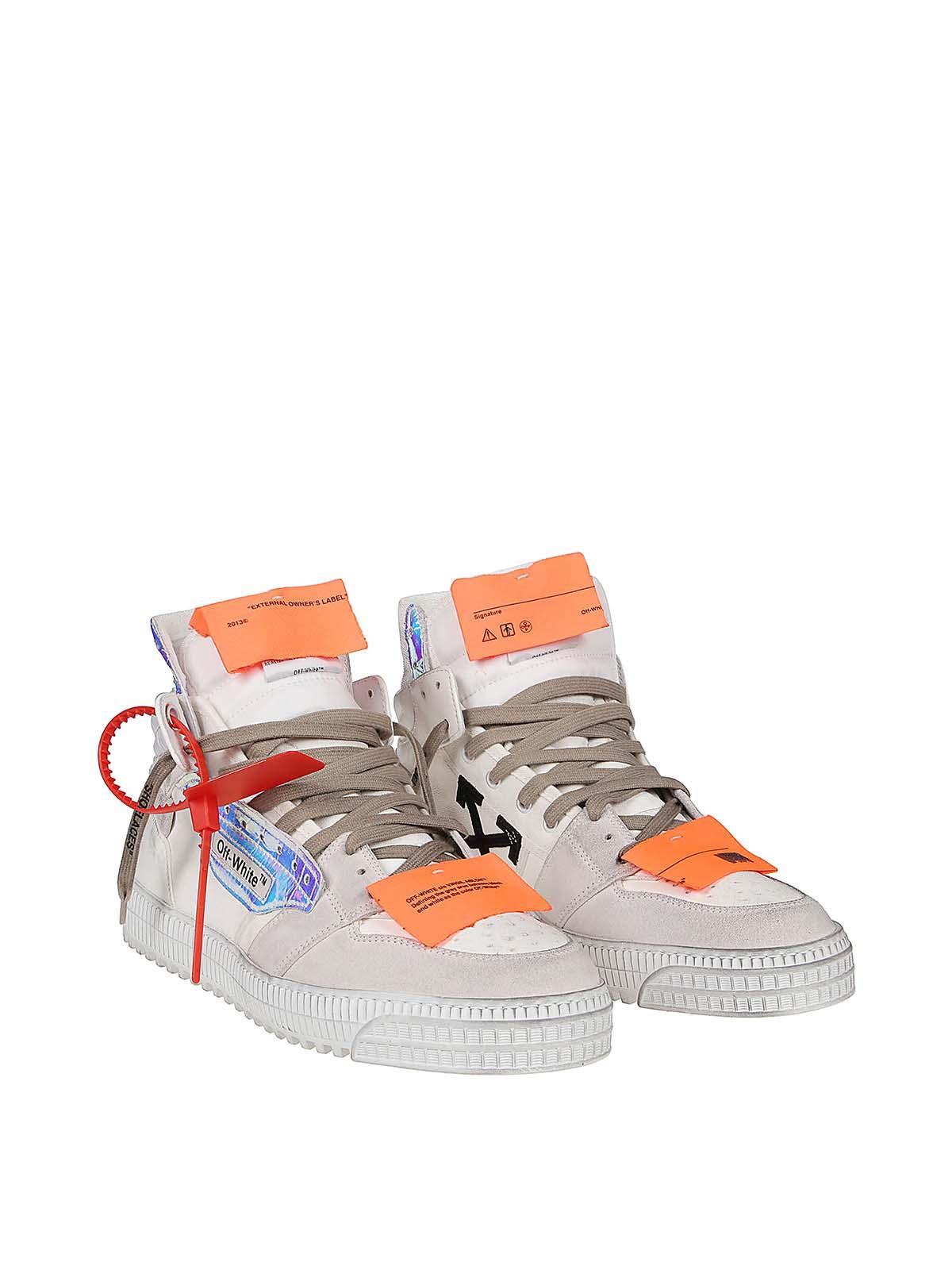 Off White Off Court Sneakers اسپرت اسنیکرز Omia065f198000390118