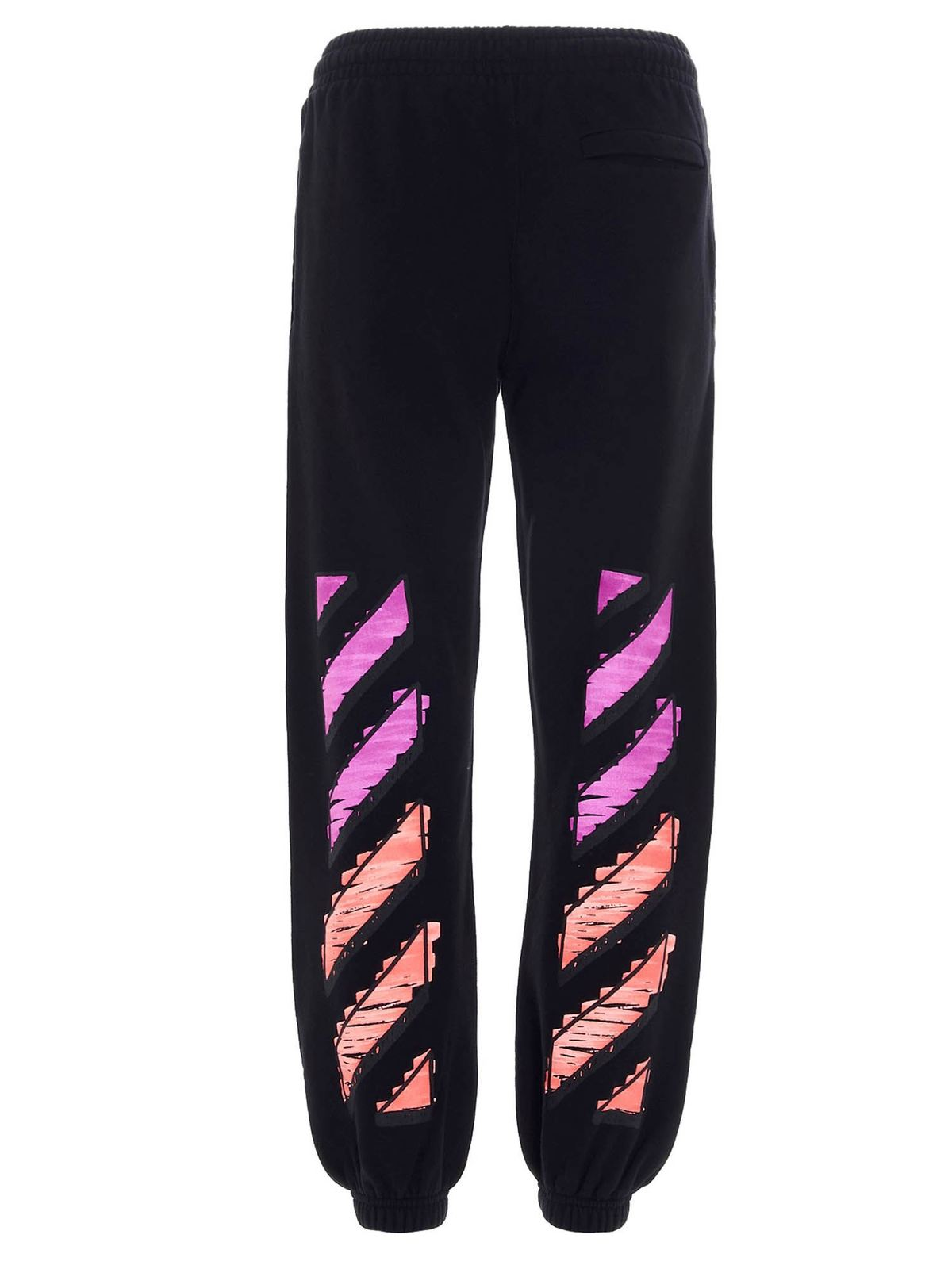 OFF-WHITE MARKER TRACKSUIT BOTTOMS