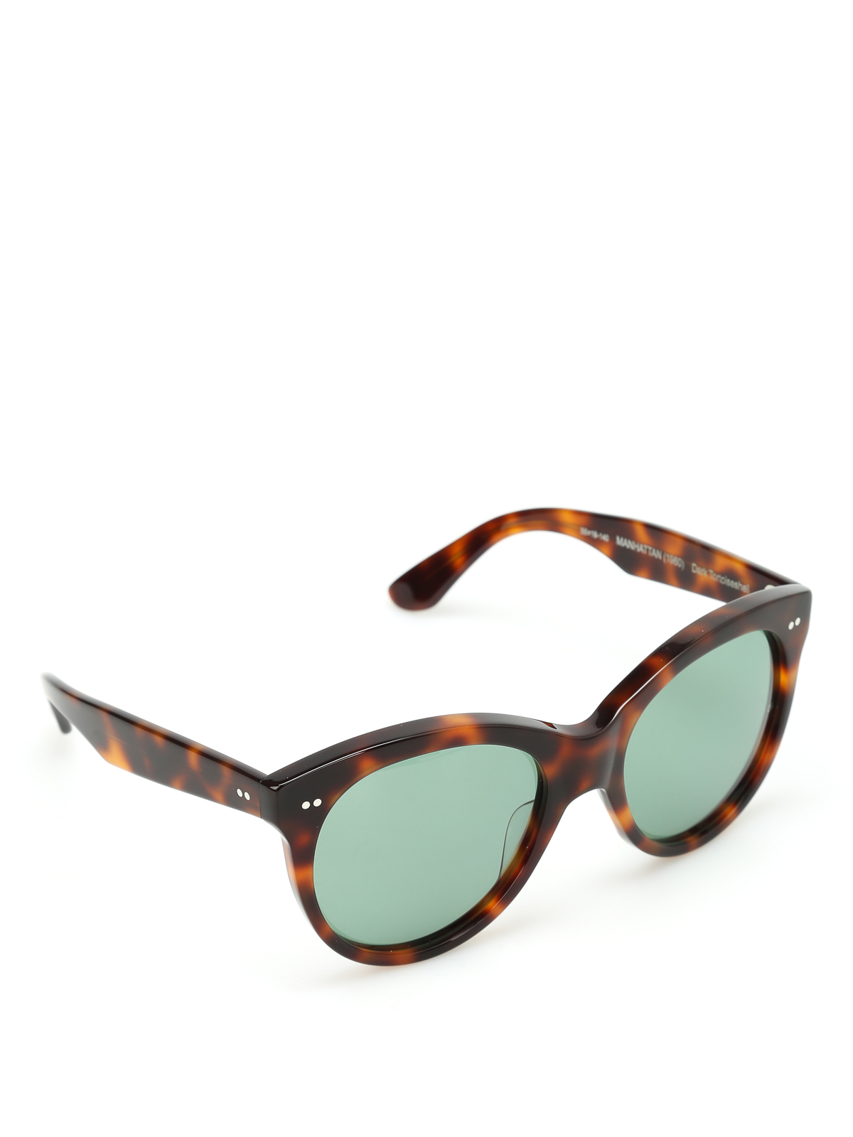 23c5c12276c Oliver Goldsmith - Manhattan cat eye sunglasses - sunglasses ...