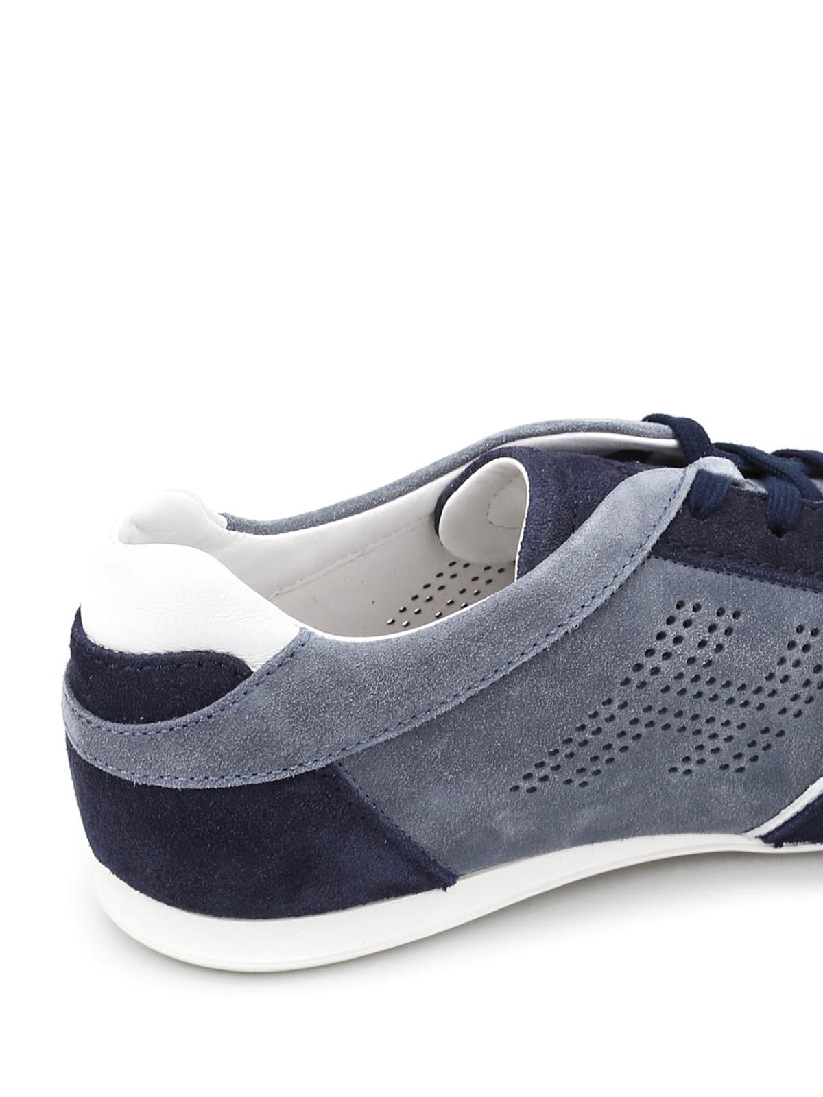 chaussures de sport 78cf1 26c22 Hogan - Baskets Olympia Pour Homme - Chaussures de sport ...