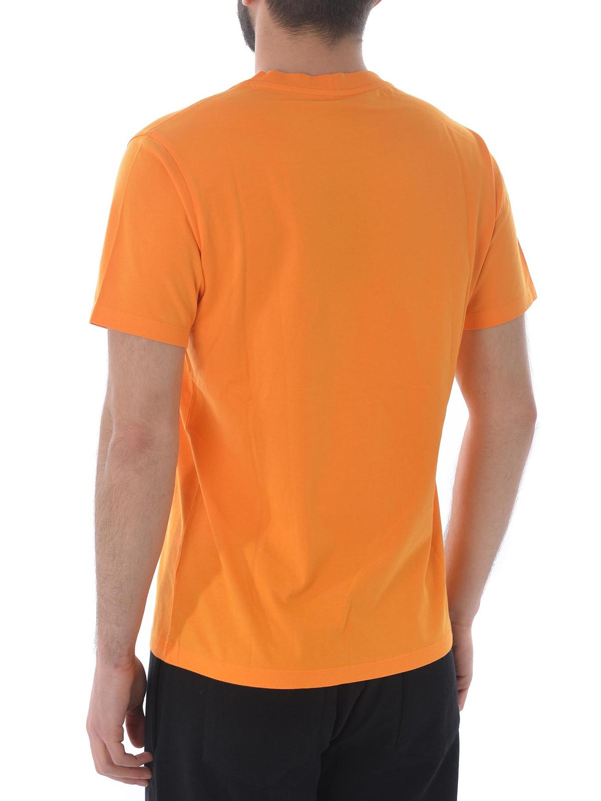 4a095b984 Kenzo - Orange cotton Tiger print T-shirt - t-shirts - F955TS0504YA 17