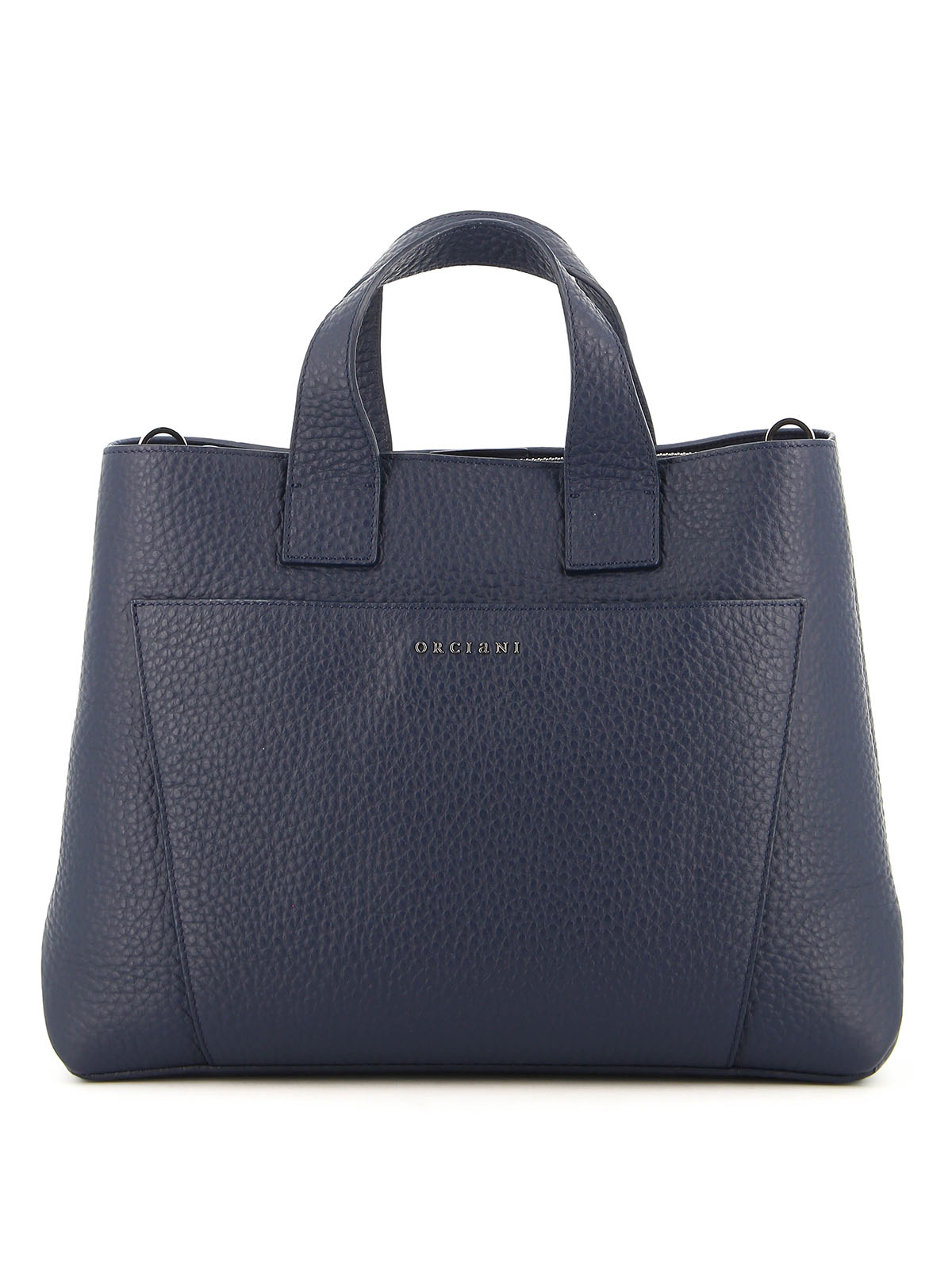 Orciani Leathers NORA SOFT LARGE TOTE BAG