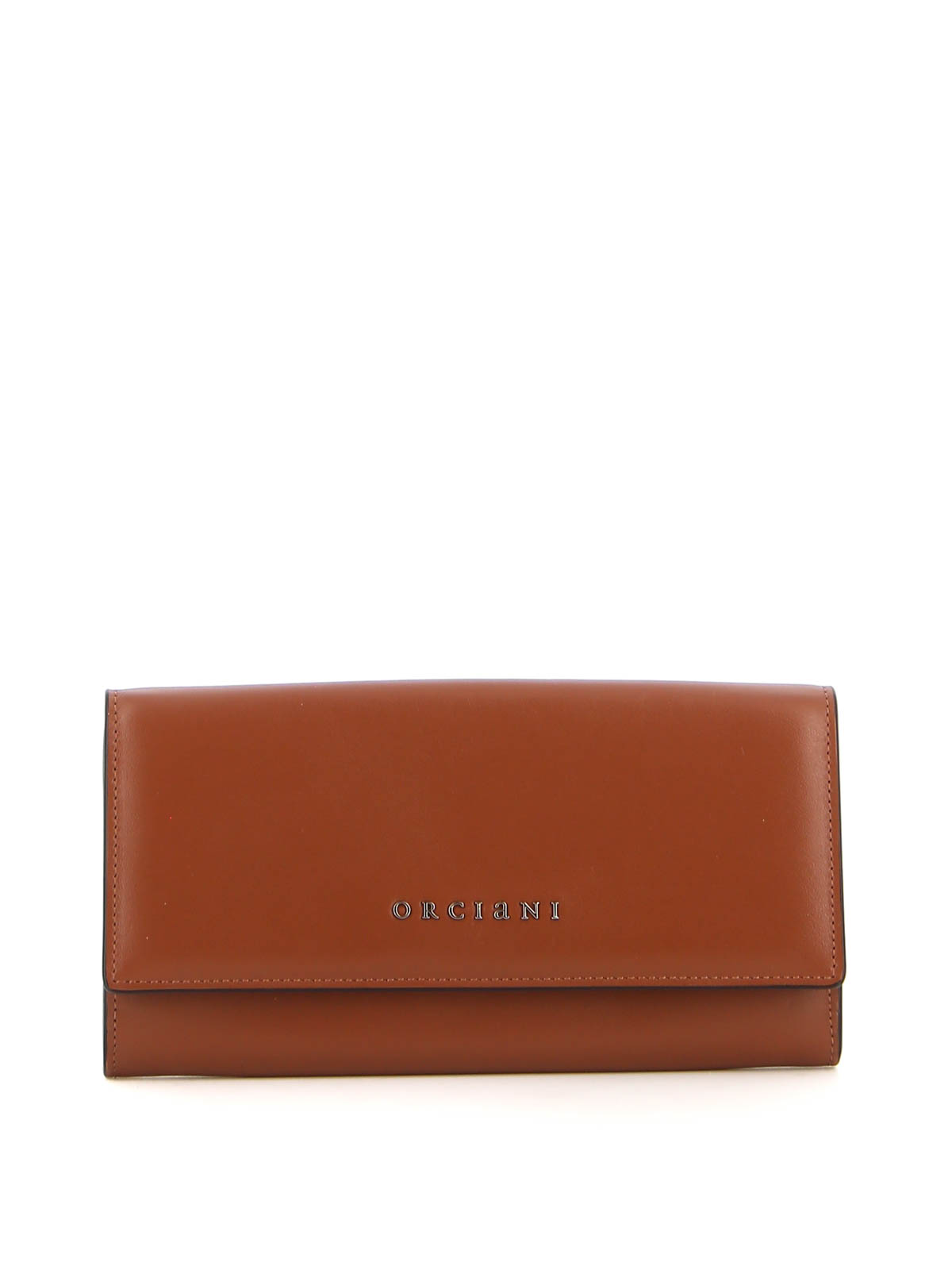 Orciani Wallets SOFT LEATHER WALLET