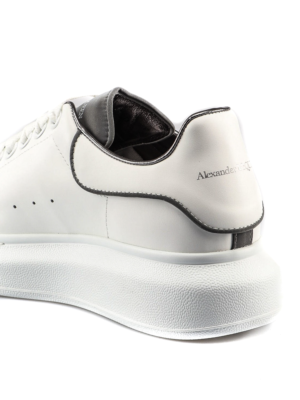 Alexander Mcqueen - Oversize sneakers with reflective ...