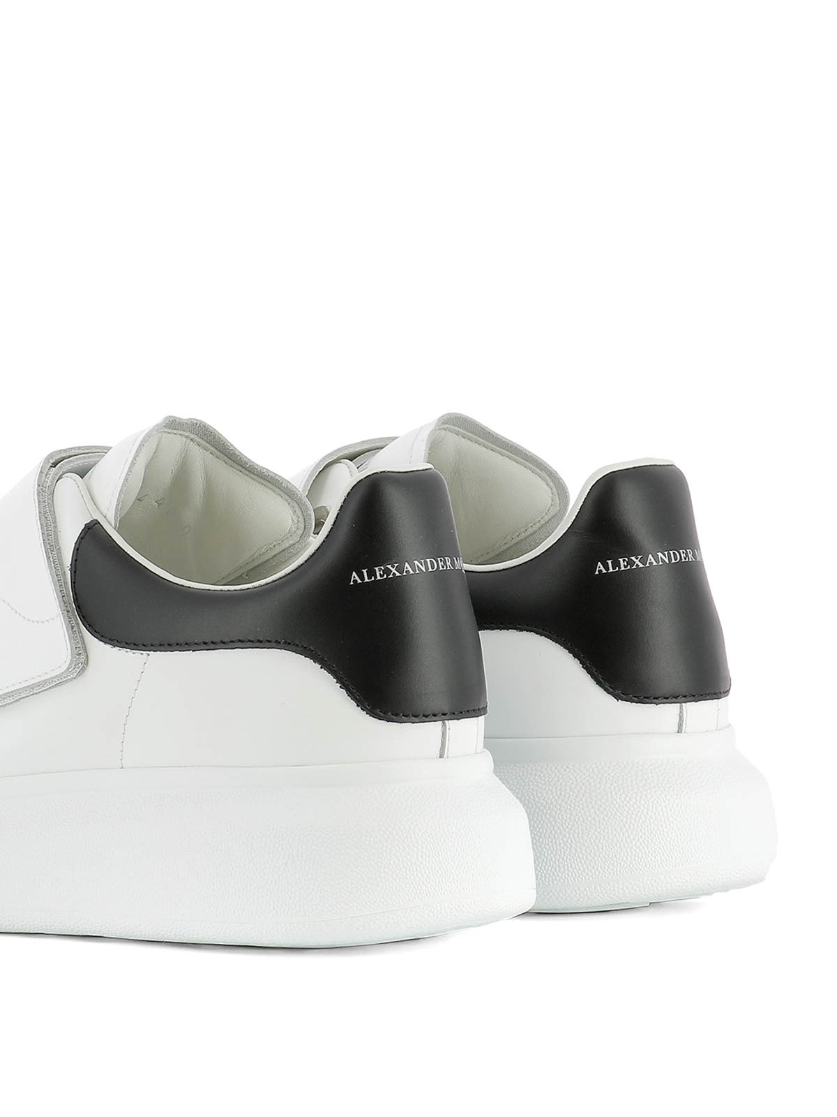 9ce818057dc7 Alexander Mcqueen - Oversize velcro strap sneakers - trainers ...