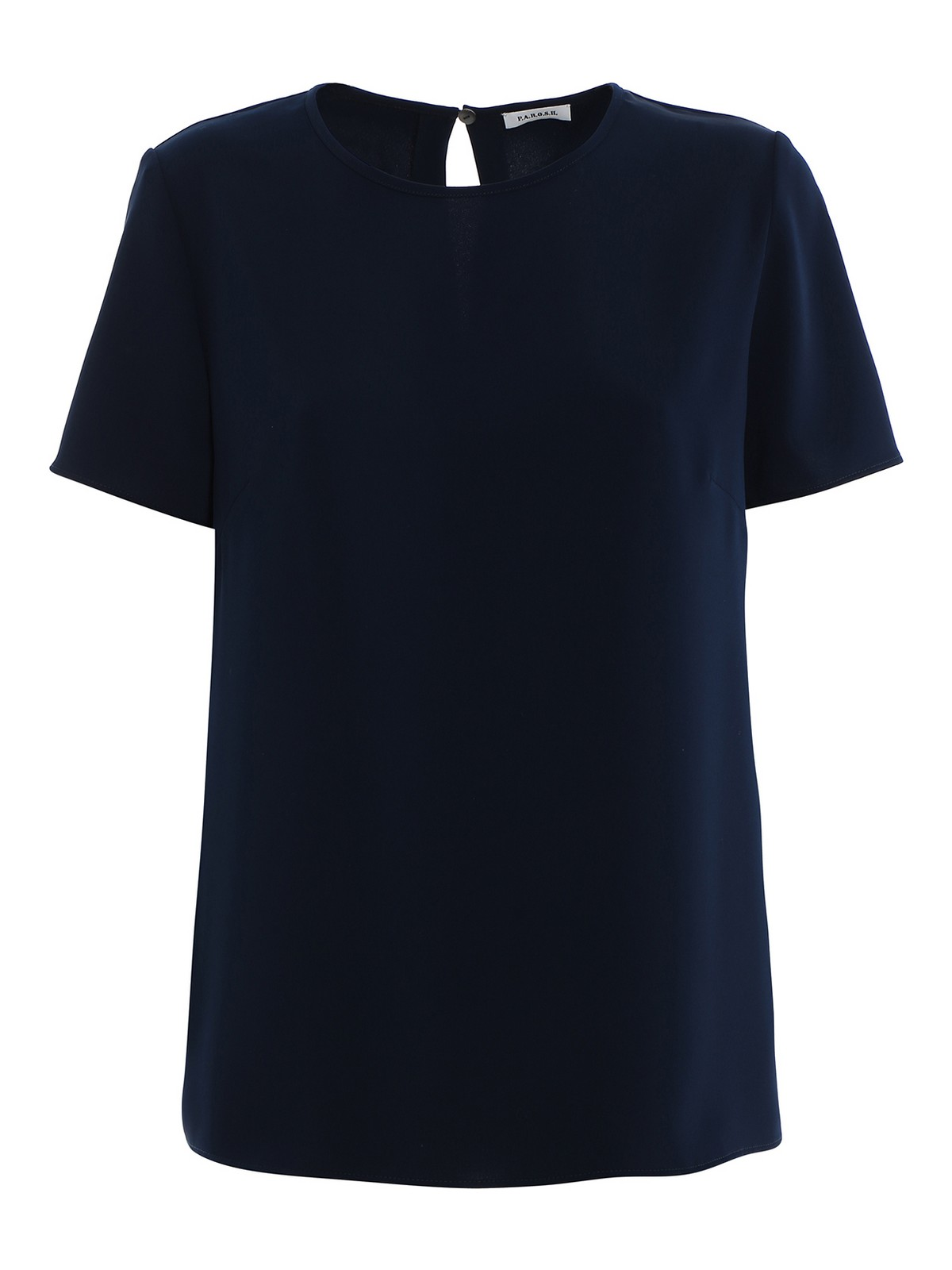 P.a.r.o.s.h. Cady Blouse In Blue