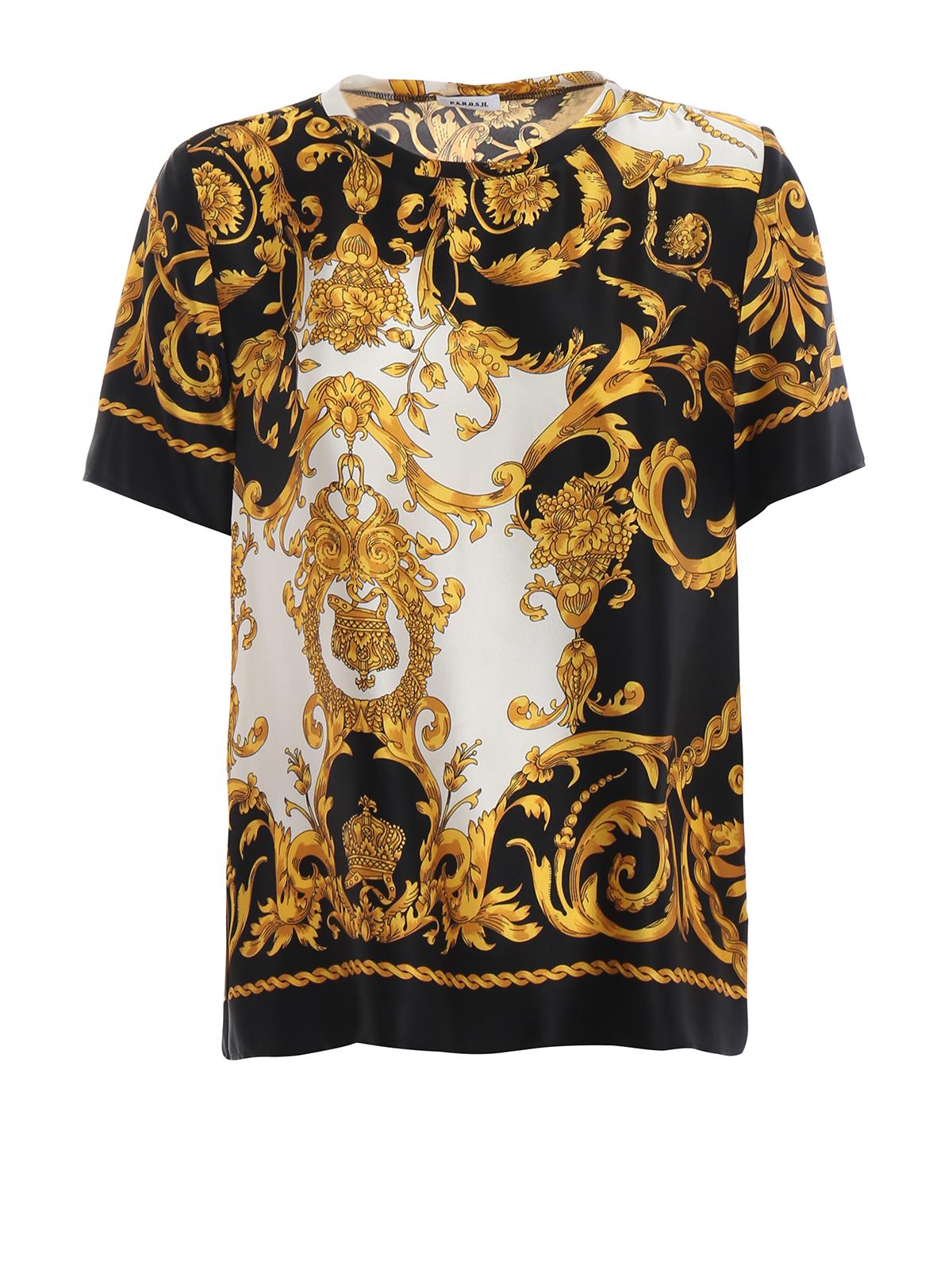 bc8aa05b Silk Printed T Shirts | Top Mode Depot