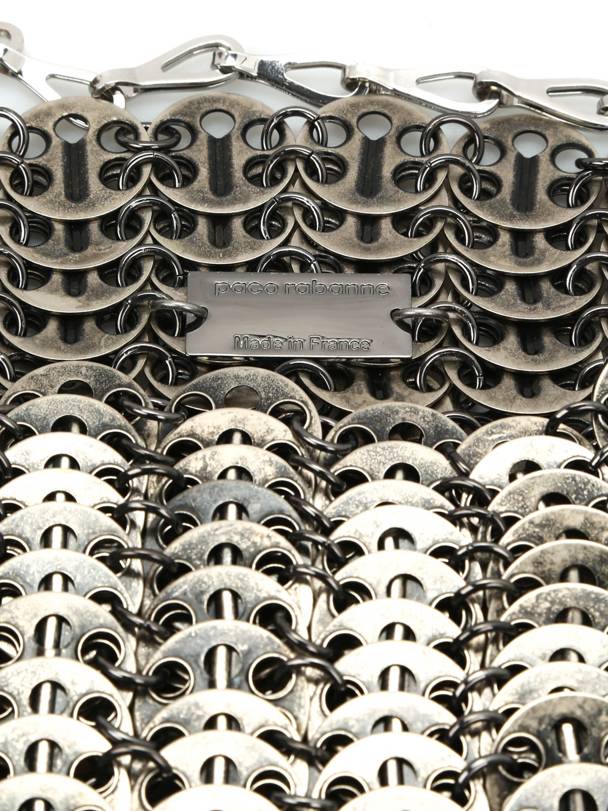 Paco Rabanne Borsa Iconic borse a spalla ICONICME01TO19