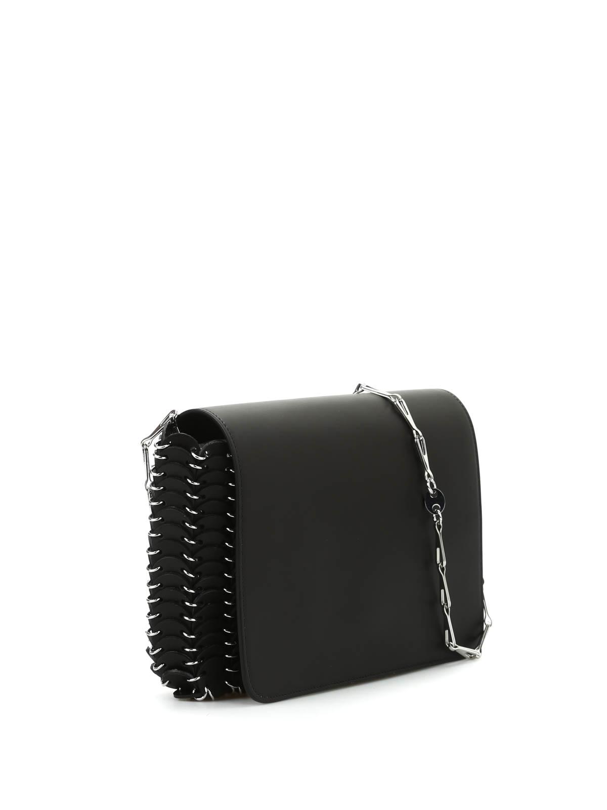 1bb63f531d8d PACO RABANNE  shoulder bags online - Leather discs Shoulder bag