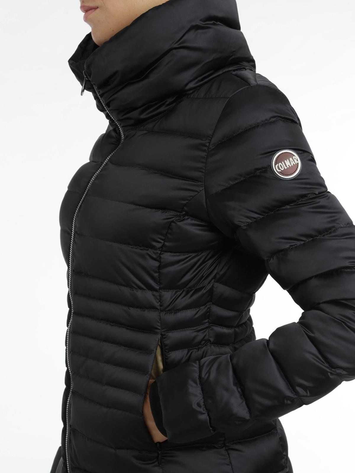 padded down jacket by colmar originals padded jackets ikrix. Black Bedroom Furniture Sets. Home Design Ideas