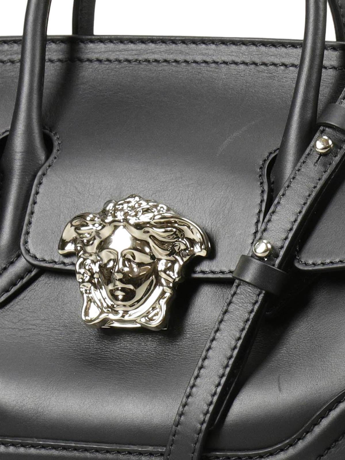 Versace - Palazzo Empire leather tote - totes bags - DBFF452 DSTVT 7b8b281cf436f