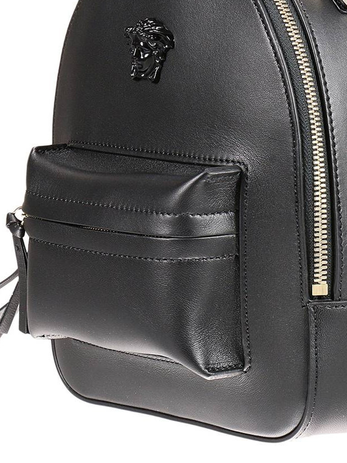 Versace - Palazzo napa leather backpack - backpacks - DBFF717 DNAPP1 ... d24ab1515c55f