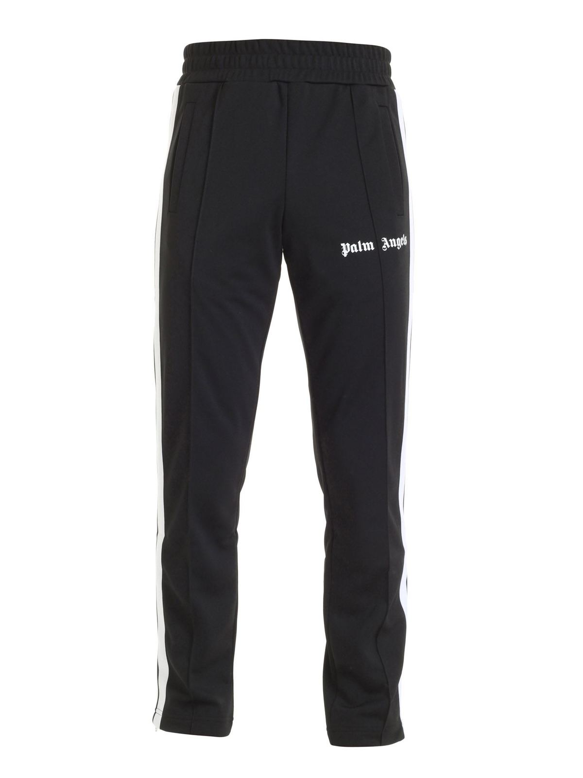 Palm Angels Linings CLASSIC TRACK PANTS IN BLACK