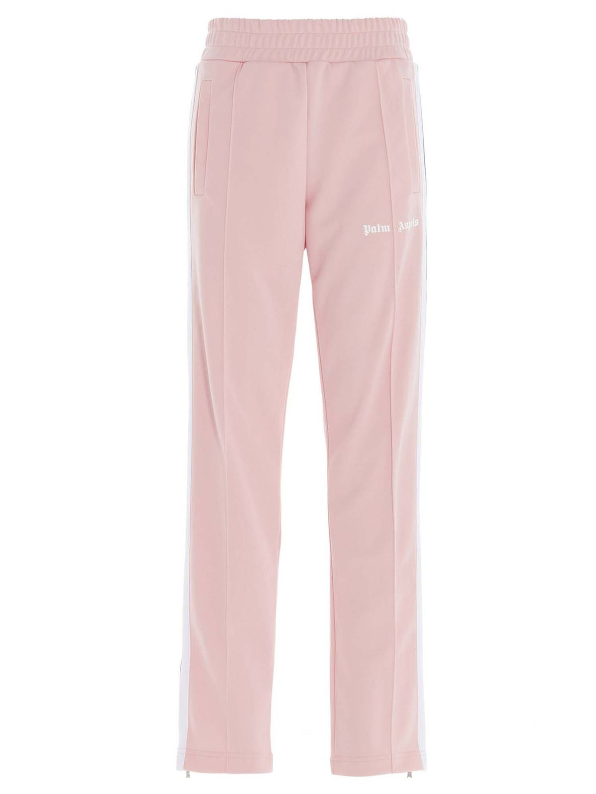 Palm Angels CLASSIC TRACK PANTS IN PINK