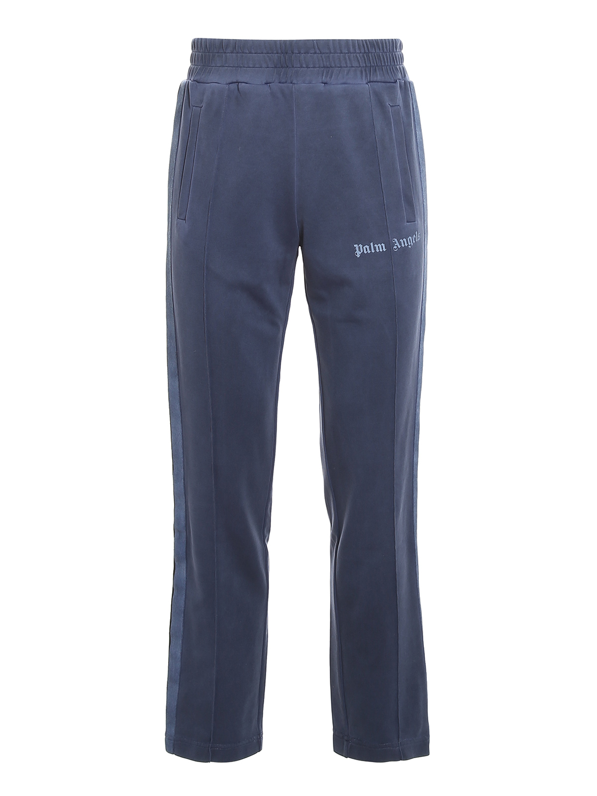 Palm Angels GARMENT DYED TRACKSUIT BOTTOMS