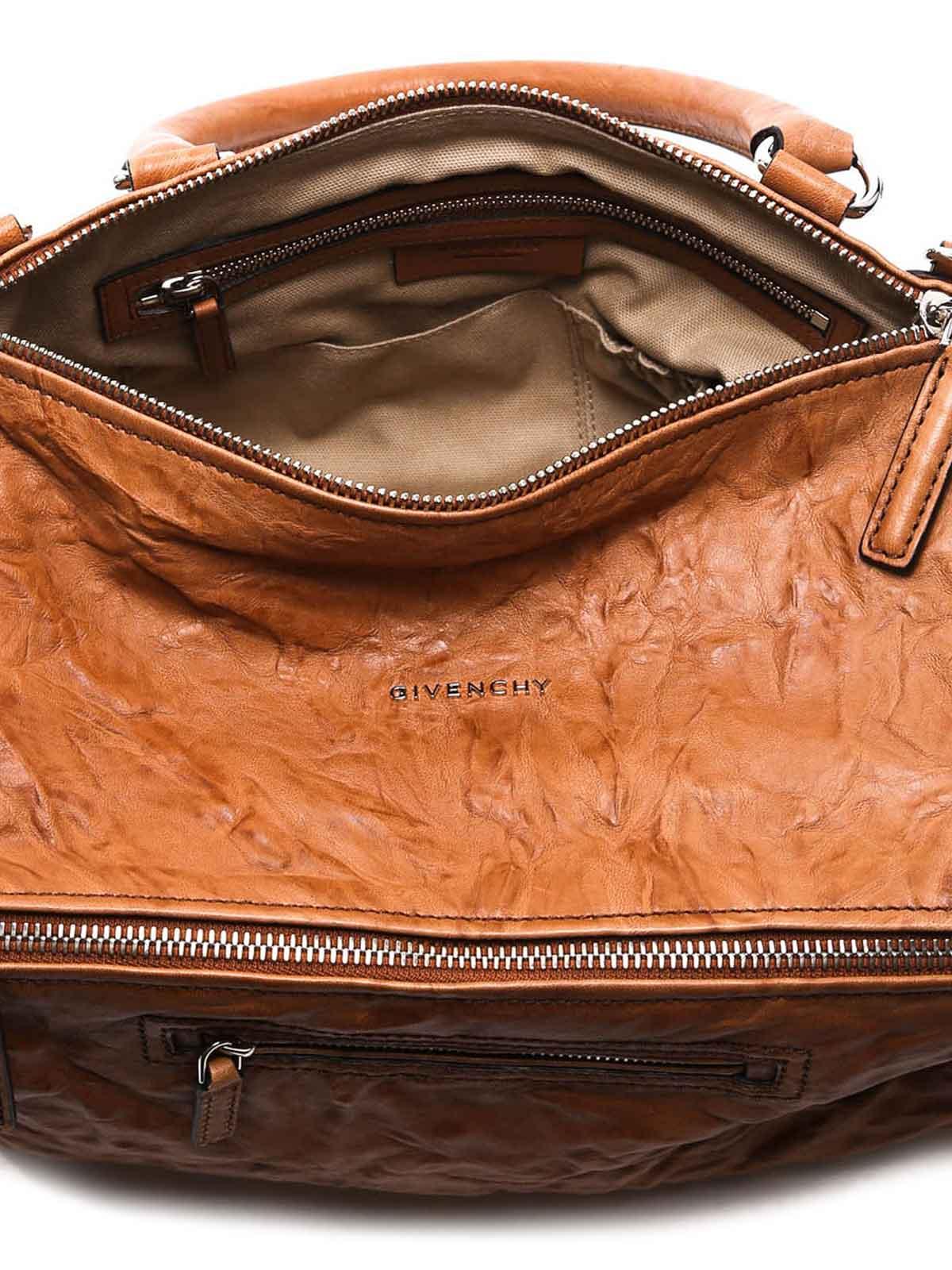 0278b010829b Givenchy - Pandora medium leather bag - shoulder bags - BB05250004235