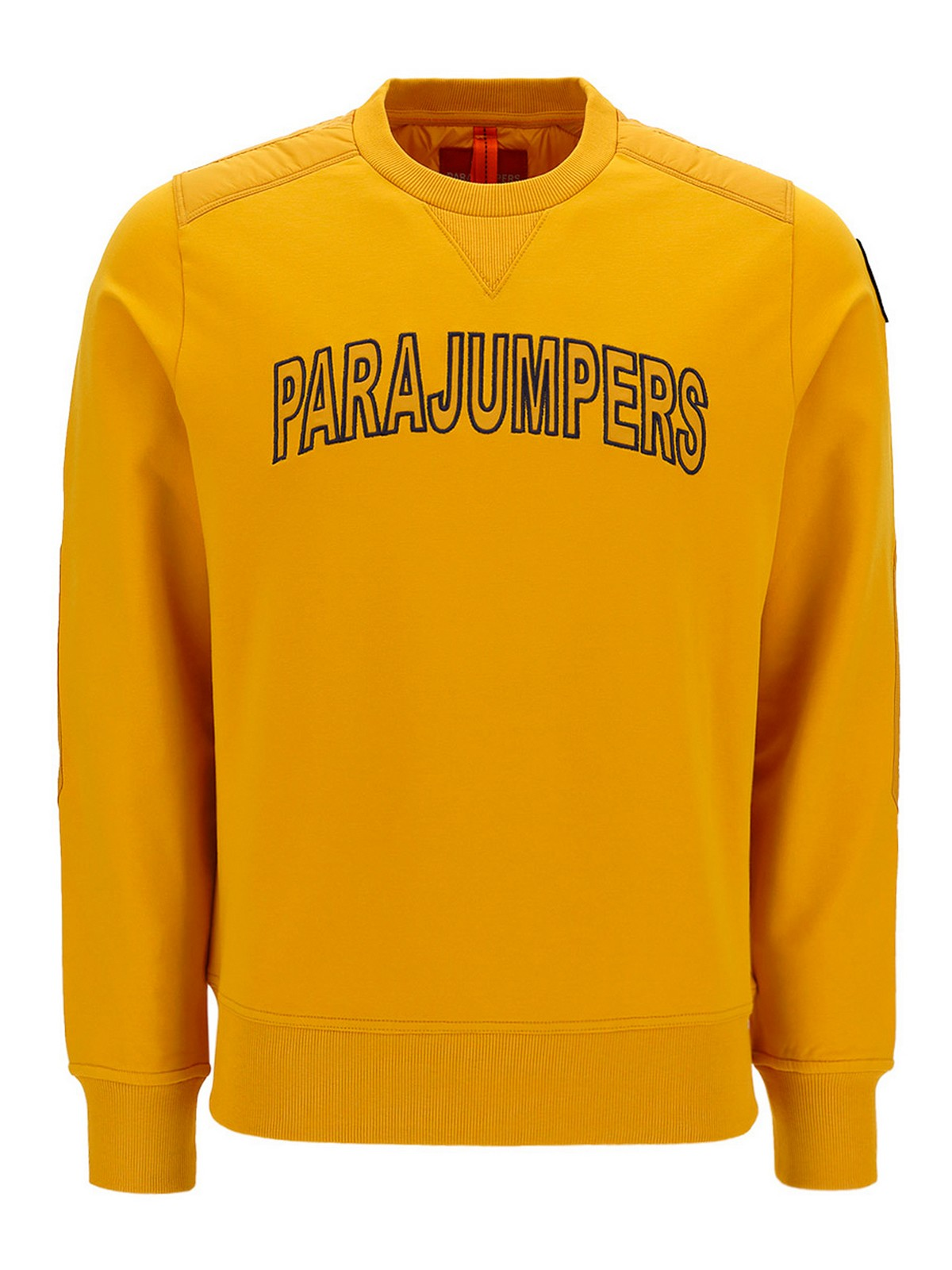 Parajumpers Cottons LOGO EMBROIDERY SWEATSHIRT