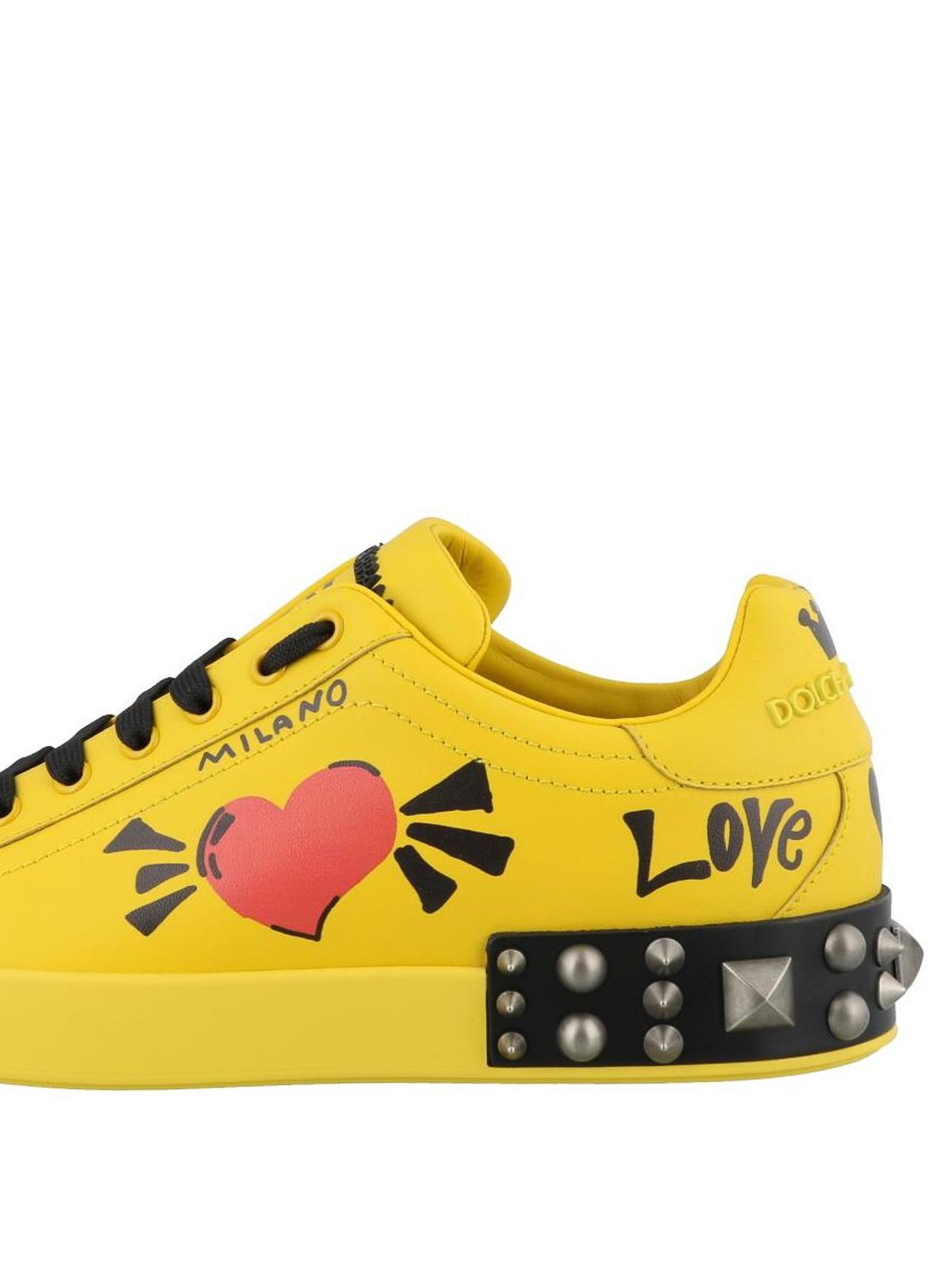 Zapatillas Gabbana amp; Portofino Cs1570av054hgt20 Dolce qxE1YZXwF