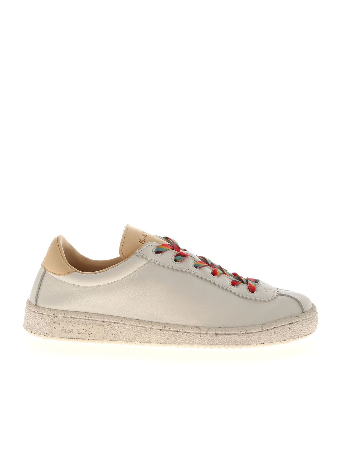 Paul Smith DUSTY SNEAKERS IN WHITE