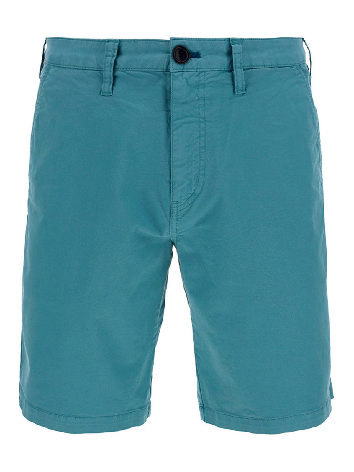 Paul Smith STRETCH COTTON SHORTS