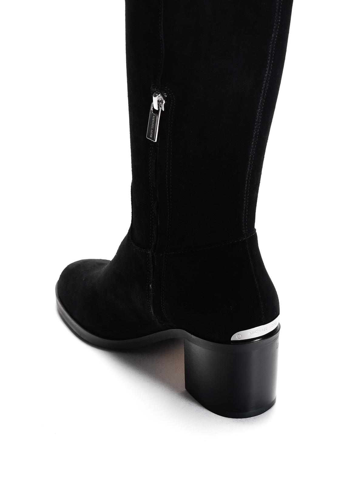 40f5pamb6s Suede Michael Kors Paulette Boots pzjLqSUMVG